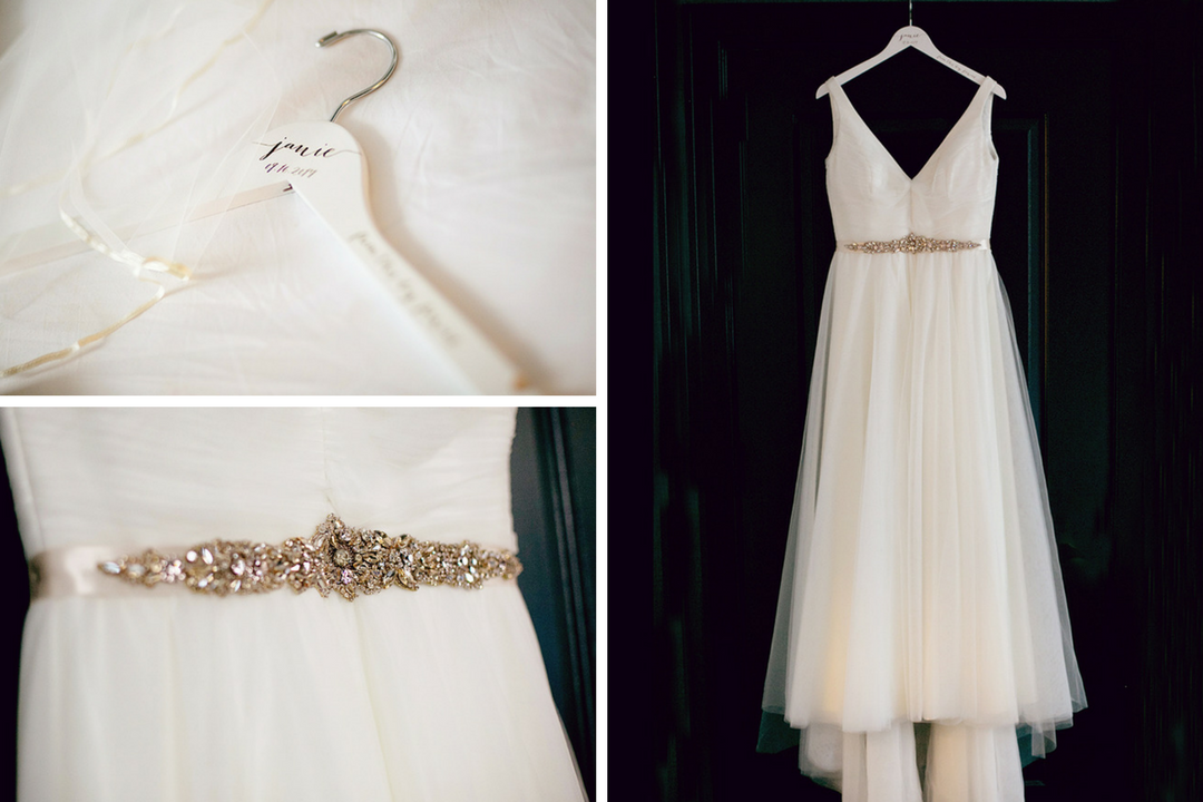 kimpton Gray hotel wedding details