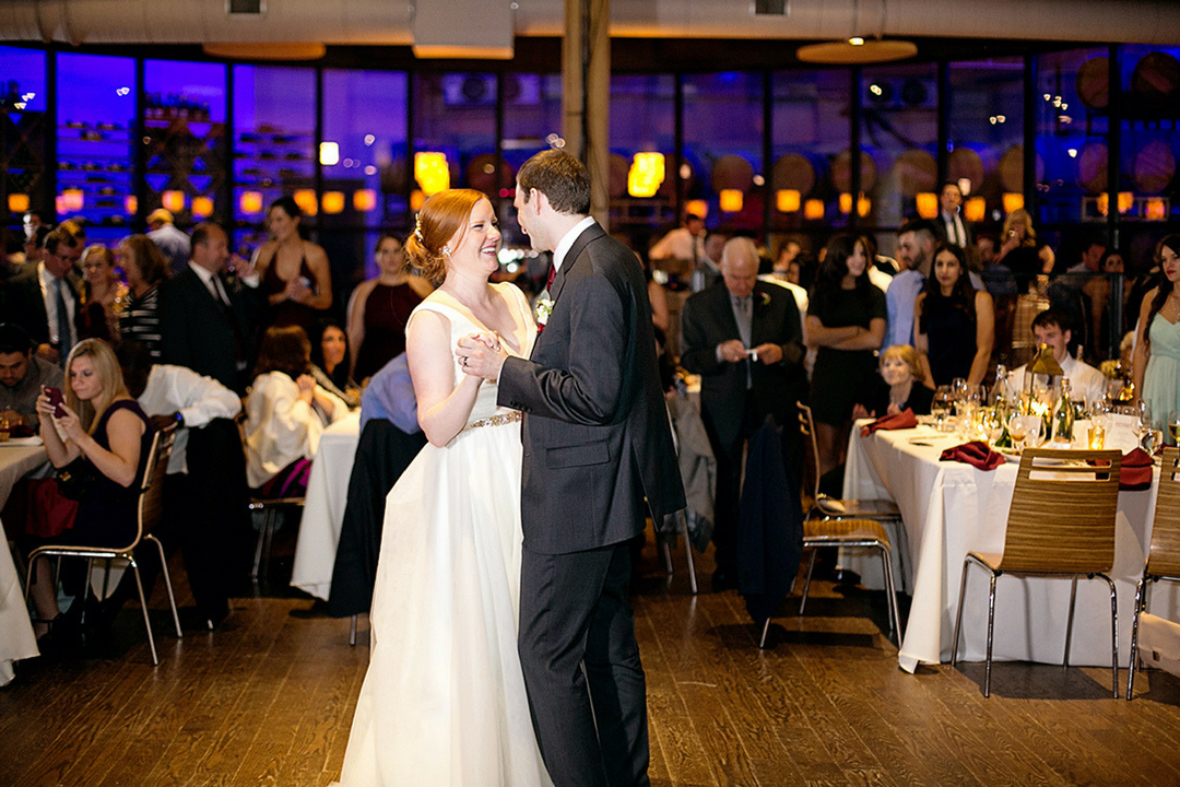 City Winery Wedding