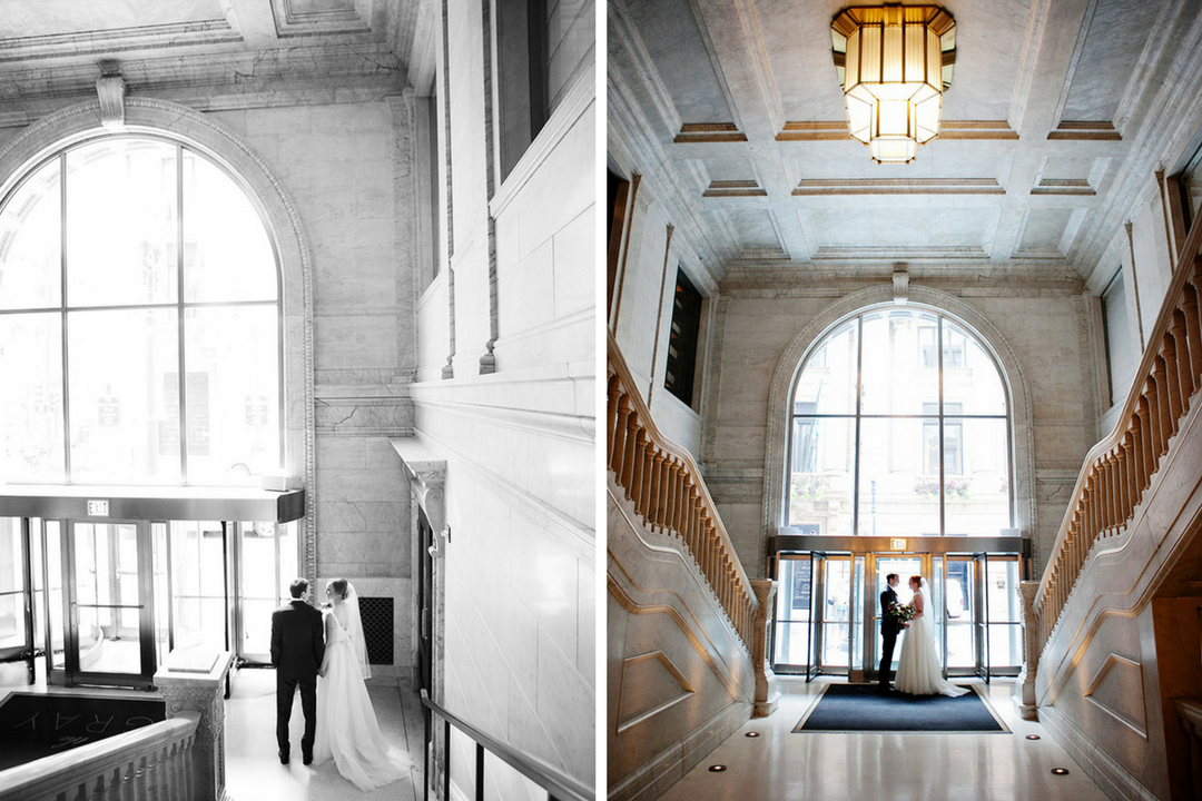 Kimpton Gray Hotel wedding