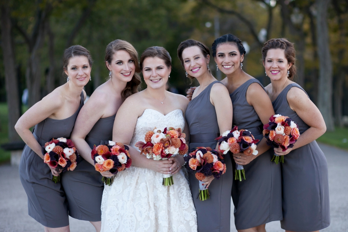 Chicago wedding at Olive Park