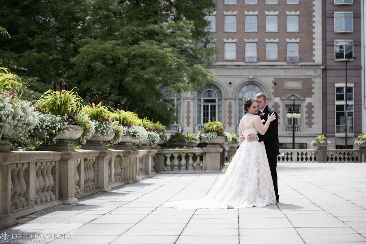 Congress Plaza Hotel Wedding